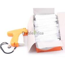 "Clothing Garment Price Label Tagging Tag Gun Machine 1"" 5000 Barbs Pins 1 Needle"