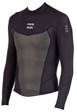 2mm Men's Billabong FOIL L/S Wetsuit Jacket