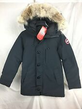 NEW Canada Goose CHATEAU PARKA NAVY MENS JACKET S M L XL AUTHENTIC HOLOGRAM