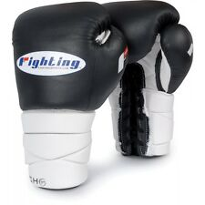 Fighting Sports Tri-Tech Lace Training Gloves W/Free Fighting Sports Handwraps