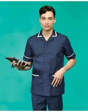 Mens Premier Workwear PR609 'Malvern' Healthcare Tunic Nursing Care Uniform