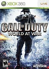 Call of Duty: World at War (Xbox 360, *DISC ONLY*) Usually ships in 12 hours!!!