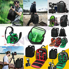 New Soft Camera Bag Backpack Waterproof DSLR Carabiner Case For Nikon/Sony/Canon