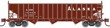 Atlas 50001973 N Alaska Railroad Pullman-Standard 2960 3-Bay Hopper #14420