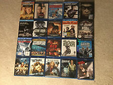 BLU-RAY MOVIES LOT! #8 (Select your Blu-ray Movies and add them to your cart)