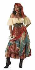 FORTUNE TELLER HALLOWEEN WOMEN'S COSTUME ADULT FREE SHIPPING US!
