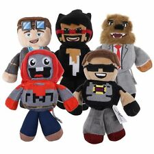 The New TUBE Hero Plush Toys Cartoon Doll HEROES Figure Muppet Kids Gift Toy