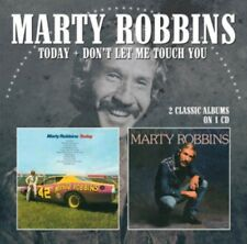 Today / Don't Let Me Touch You, Marty Robbins, 5013929895430 * NEW *