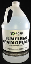 Fumeless Drain Opener--Natural Enzyme Action