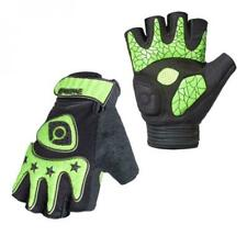 Unisex Fingerless Sport Cycling Bicycle Gloves Half Finger Silicone Gel Pad Palm