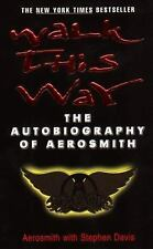 Walk This Way :  Autobiography of Aerosmith (1997 Hardcover) 1st -Steven Tyler/J