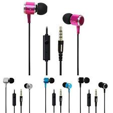 3.5mm Super Bass Stereo In-Ear Earphone Headphone Headset For iPhone For Samsung