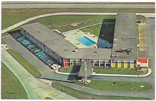 Postcard Hopkins Airport Hotel in Cleveland, Ohio~98001