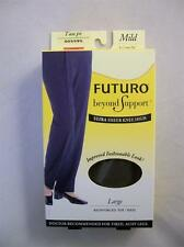 Futuro MILD Compression Sheer Support Knee High Stockings /Taupe/ FREE SHIPPING