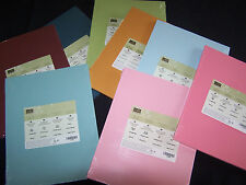 Stampin' Up! 8 1/2 x 11 Cardstock Retired Colors New Your Choice See Below