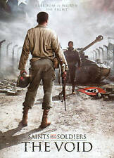 Saints & Soldiers: The Void DVD New Free Ship w/ slipcover