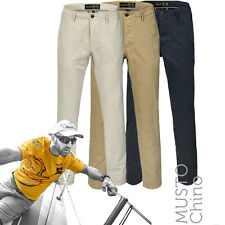 Musto MT1055 Erling Slim Fit Stone Washed Sailing Chinos (3 Cols)