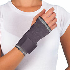 Elastic Elbow Brace with Gel Insert for elbow injuries, arthritis, 4 sizes - NEW