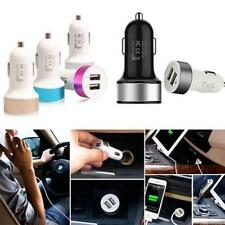 Universal 1/2/4 Port USB Car Charger Adaptor For iPhone/Samsung/LG/Cellphone/Tab