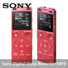 SONY ICD-UX560F Digital Stereo IC Voice Recorder MP3 4GB