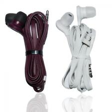 3.5mm In Ear Handsfree Headphones for HTC Rhyme Desire S ChaCha Sensation XE
