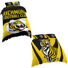 Richmond Tigers Quilt Cover