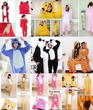 2017! Unisex Adult Anime Onesie Kigurumi Pajamas Cosplay Costume Dress Sleepwear