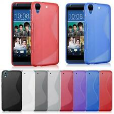 Gel TPU Phone Cover Back Skin Rubber Case for Htc Desire 626 626s