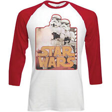 Star Wars Storm Troopers T-shirt White Official Licensed Movie