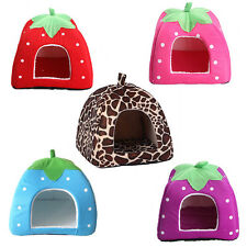 Foldable Pet Cat Puppy Dog Bed House Sleeping Mat Blanket Puppy Pet Supplies