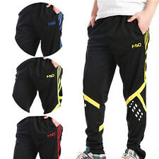 New Men's Sports Athletic Apparel Soccer Fitness Training Running Casual Pants