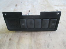 FORD ESCORT MK4 ORION MK2 PAIR FRONT ELECTRIC WINDOW  SWITCHES