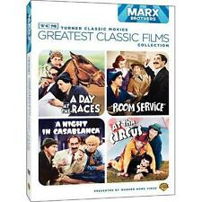 TCM Greatest Classic Films Collection: Marx Brothers (DVD, 2010, w/ Slipcover)