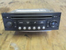FORD FIESTA MK6 PRE FACE LIFT / FUSION 6 DISC CD RADIO PLAYER 6006  FROM 2005
