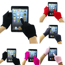 Touch Screen Gloves Texting Smartphone iphone Women Winter Knitted Gloves Mitten