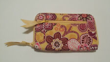 NEW Vera Bradley Zip-Around Wallet Wristlet in VARIOUS RETIRED PATTERNS Rare NWT
