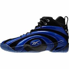 Reebok V51848: Shaqnosis OG Orlando Magic BLUE-Black Basketball Sneaker MEN 8.5