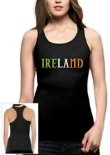 Ireland - Irish Pride Flag of Ireland St. Patrick's Racerback Tank Top Gift Idea