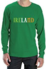 Ireland - Irish Pride Flag of Ireland St. Patrick's Long Sleeve T-Shirt Gift