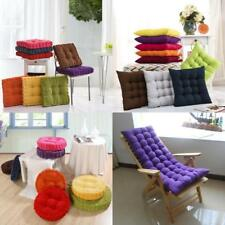 Various Indoor Outdoor Dining Garden Patio Chair Seat Pad Relax Cushion PICK