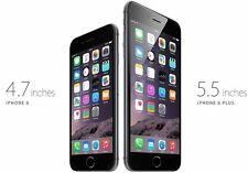 Factory Unlocked APPLE iPhone 6 Plus/iPhone 6 A1549 16-64-128GB Smartphone