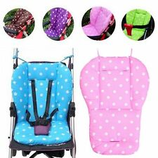 Child Car Seat Pad Kid Feeding Chair Cushion Buggy Carriage Baby Stroller Mat