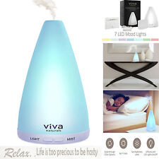 Naturals Aroma Oil Diffuser Essential Peppermint Lavender Yoga Spa Young Living
