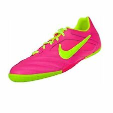 MENS NIKE ELASTICO PRO INDOOR FOOTBALL TRAINERS SOCCER FUTSAL FLURO PINK SHOES