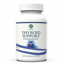 1 Body Thyroid Support 30 day | Vitamin B12, Iodine, Zinc, Selenium, Ashwagandha