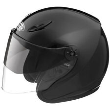 GMAX  GM17 OPEN FACE FLAT BLACK  [Different Sizes]