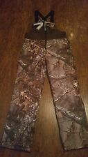 """Mens """"New with tags"""" Realtree Insulated Hunting Bibs / Coveralls Several sizes"""