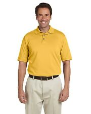 Chestnut Hill Mens Performance Jersey Polo Shirt Big Sizes Only
