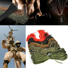 550 PARACORD SPOOL 100ft Parachute Cord Rope 7 Strand Survival Outdoor Camping