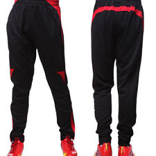 Men's Activewear Soccer Football Gym Jogging Running Track Sweat Pants Trousers